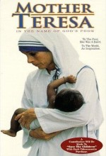Mother Teresa: ın The Name Of God's Poor (1997) afişi