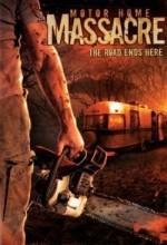 Motor Home Massacre (2005) afişi