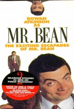 Mr. Bean Rides Again (1991) afişi