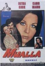 Mualla (1971) afişi