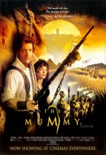 Mumya (1999) afişi