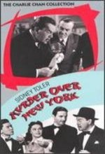 Murder Over New York (1940) afişi