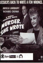 Murder, She Wrote: A Story To Die For (2000) afişi