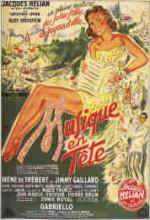 Musique En Tête (1951) afişi