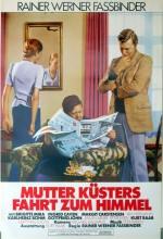 Mutter Küsters' Fahrt Zum Himmel (1975) afişi