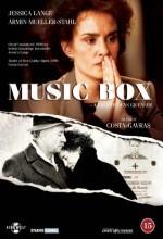 Müzik Kutusu (1989) afişi