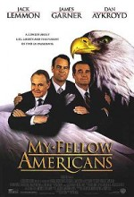My Fellow Americans (1996) afişi