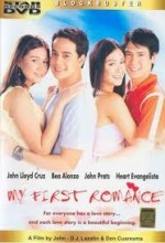 My First Romance (2003) afişi
