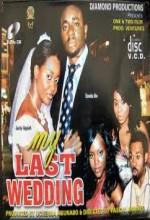 My Last Wedding (2009) afişi