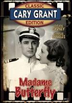 Madame Butterfly (1932) afişi
