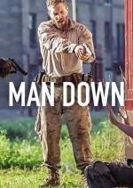 Man Down (2015) afişi