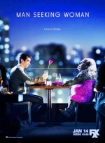 Man Seeking Woman (2015) afişi
