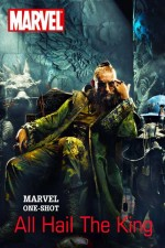 Marvel One-Shot: All Hail the King (2014) afişi