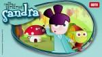 Masal Dedektifi Sandra (2009) afişi
