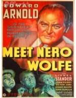 Meet Nero Wolfe (1936) afişi