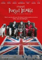 Meet Pursuit Delange: The Movie (2015) afişi