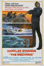 Mekanik (1972) afişi