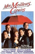 Mes meilleurs copains (1989) afişi