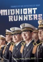 Midnight Runners (2017) afişi