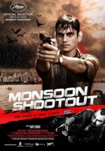 Monsoon Shootout (2013) afişi