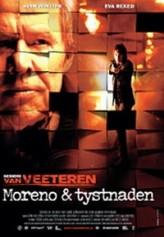 Moreno & tystnaden (2006) afişi