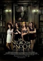 Más negro que la noche (2014) afişi