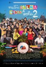 Muita Calma Nessa Hora 2 (2014) afişi