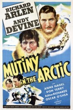 Mutiny in the Arctic (1941) afişi