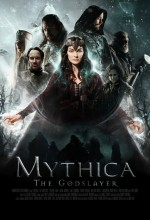 Mythica: The Godslayer (2016) afişi
