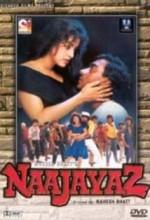 Naajayaz (1995) afişi