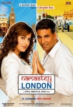 Namastey London (2007) afişi