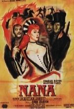 Nana (ıı) (1955) afişi