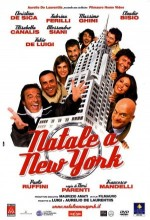 Natale A New York (2006) afişi