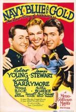 Navy Blue And Gold (1937) afişi