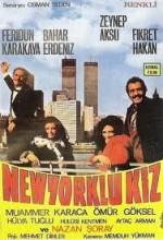 Newyorklu Kız (1971) afişi