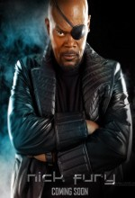 Nick Fury (1) afişi