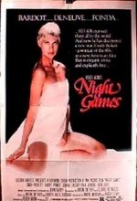 Night Games (1980) afişi