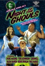Night Of The Ghouls (1949) afişi