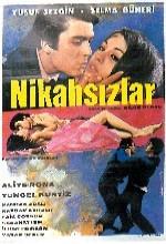 Nikahsızlar (1966) afişi