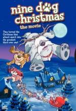 Nine Dog Christmas (2001) afişi