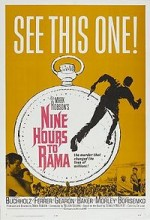 Nine Hours To Rama (1963) afişi