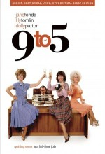 Nine To Five (1980) afişi