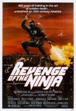 Ninjanın Intikamı (1983) afişi