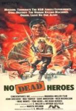 No Dead Heroes (1986) afişi