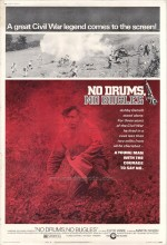 No Drums, No Bugles (1972) afişi