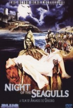 Night of the Seagulls (1975) afişi