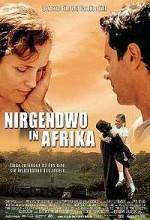 Afrika'nın Hiçbir Yerinde (2001) afişi