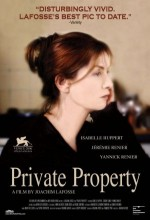 Private Property (2006) afişi