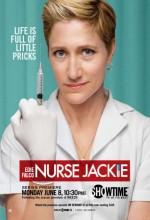 Nurse Jackie (2009) afişi