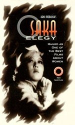 Naniwa Elegy (1936) afişi